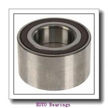 70 mm x 110 mm x 20 mm  KOYO 3NCHAD014CA angular contact ball bearings