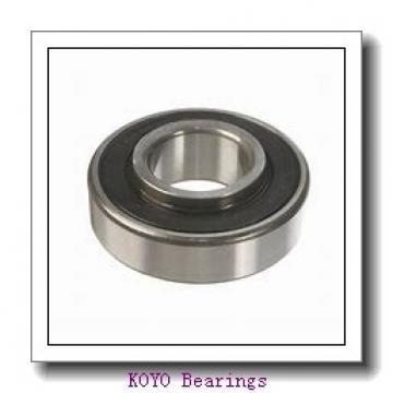 6 mm x 22 mm x 7 mm  KOYO 636 deep groove ball bearings