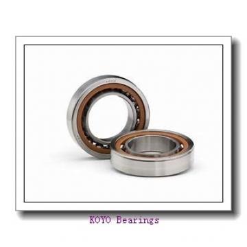 150 mm x 210 mm x 28 mm  KOYO 6930 deep groove ball bearings