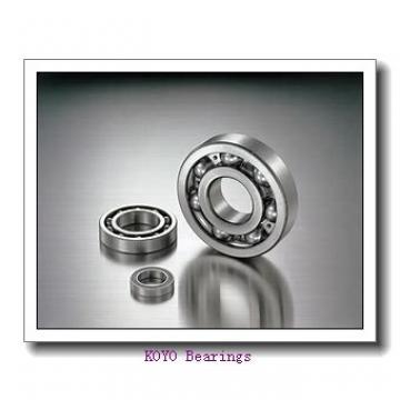 85 mm x 120 mm x 18 mm  KOYO 6917-2RD deep groove ball bearings