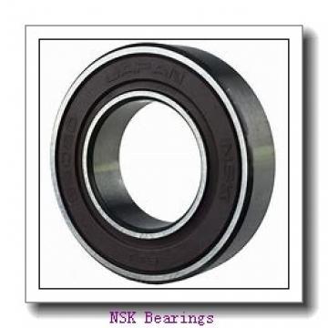 95 mm x 130 mm x 18 mm  NSK 95BER19XE angular contact ball bearings
