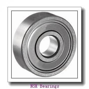 60 mm x 95 mm x 18 mm  NSK 6012NR deep groove ball bearings