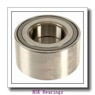 110 mm x 170 mm x 28 mm  NSK 110BNR10XE angular contact ball bearings