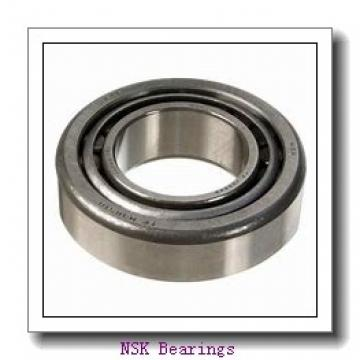 34,925 mm x 72,233 mm x 25,4 mm  NSK HM88649/HM88610 tapered roller bearings