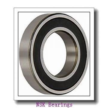 42 mm x 76 mm x 39 mm  NSK 42BWD19CA133 angular contact ball bearings