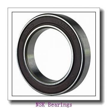 95 mm x 170 mm x 43 mm  NSK HR32219J tapered roller bearings
