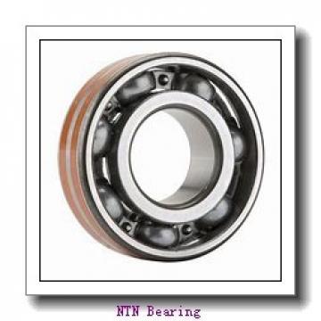 100 mm x 215 mm x 47 mm  NTN NF320 cylindrical roller bearings