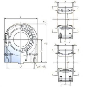 NSK 130PCR2802 cylindrical roller bearings